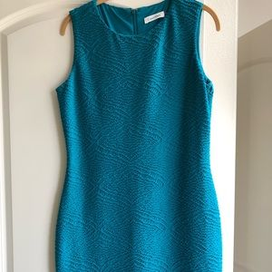 Calvin Klein short sleeve dress